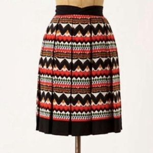 FEI SKIRT IN SIZE 12 by Anthropologie